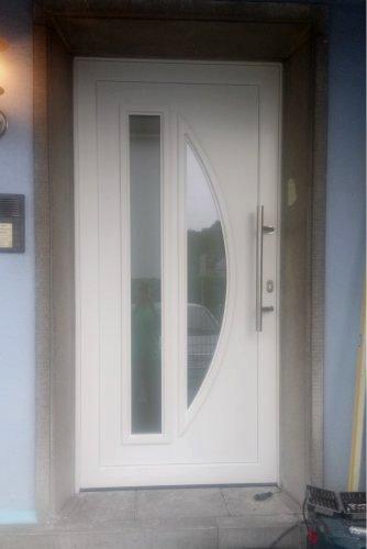 Türen einbauen: Beispiel
