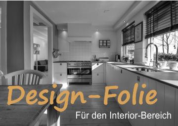 Folieren Klebefolie Design-Folie Interior Banner groß   Hartmann Holzmarkt Frankfurt Rhein-Main