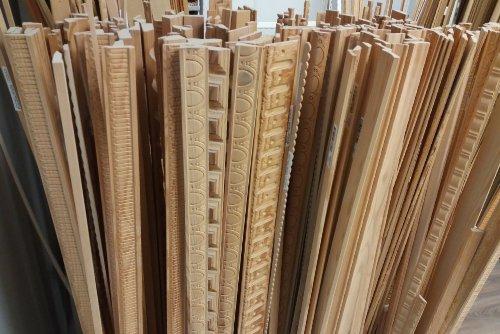 Holzleisten Beispiel 1