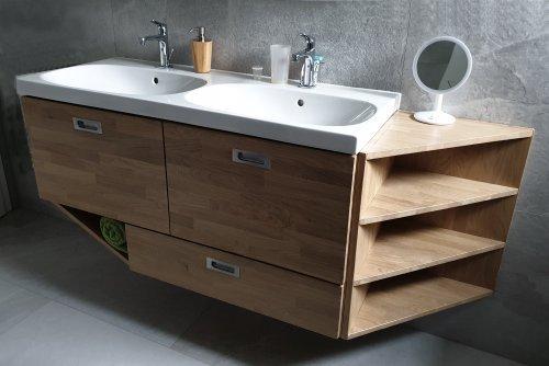 Möbelbau und Maßmöbel: Badunterschrank nach Maß