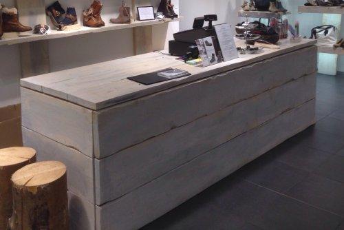 Möbelbau und Maßmöbel: Ladenbau