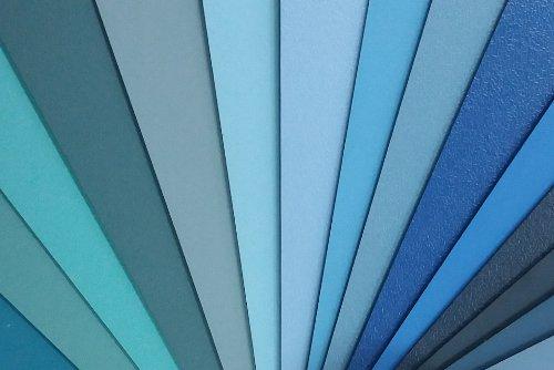Multiplexplatten - Farbbeispiele