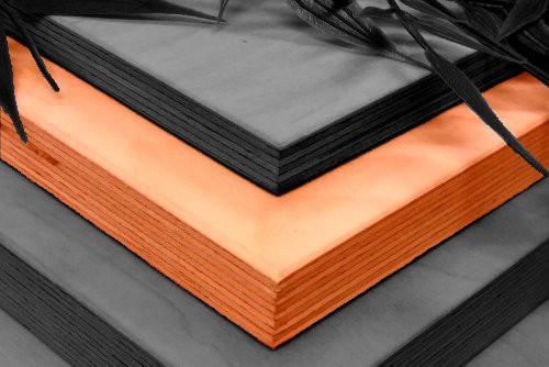 Multiplexplatten, natur