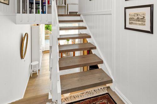 Offene Treppen renovieren