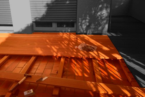 Terrassenbau  - Montageservice
