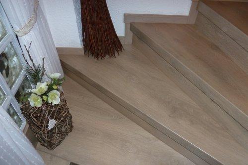 Treppenrenovierung mit HAFA Beispiel 2