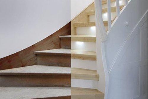 Treppensanierung Beispiel 2