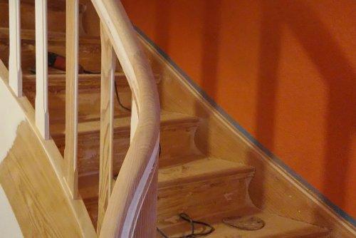 Treppen: Treppensanierung durch Treppenaufbereitung